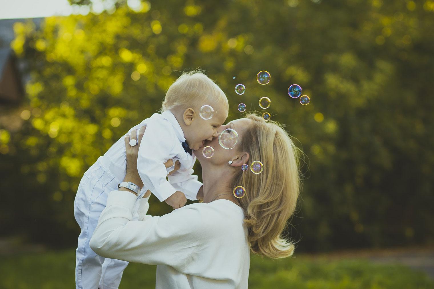 赤ちゃんとの生活