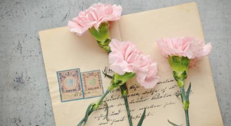 香りを使った手紙